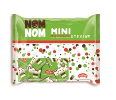 """ΝΟΜ ΝΟΜ"" Mini Milk Chocolate with Stevia"
